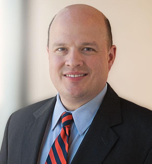 Attorney James M. Leety headshot